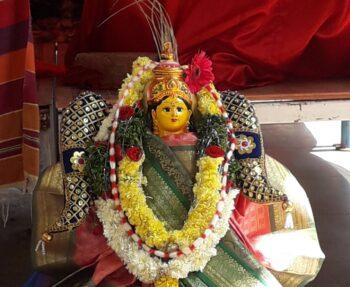 Durga Devi Ashtotarashatanamavali