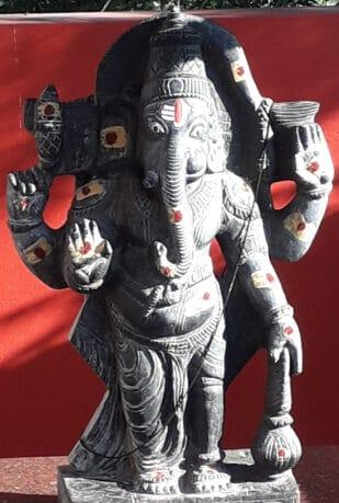 Ganesh Ashtottara shatanamavali