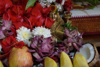 Lakshmi Puja and Homam