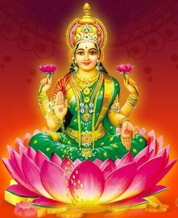 Aishwarya Lakshmi Puja