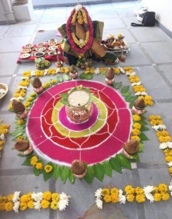Lalita Sahasranama Kumkum Archana