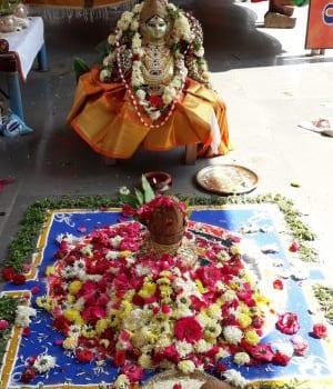 Gaja Laxmi Puja and Homam