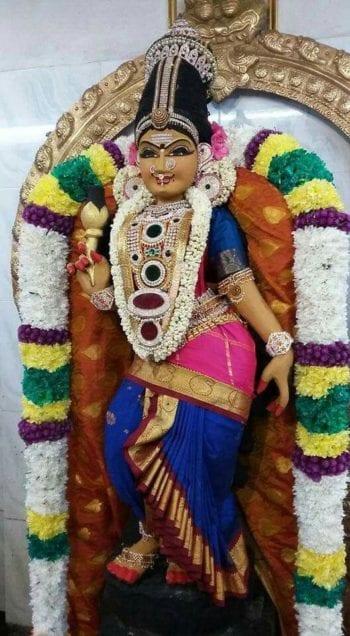 Dhanada Yakshini Homam