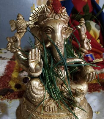 Ganapathi Puja Basic