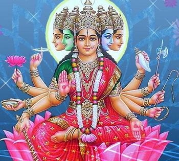Gayatri Sahasranama Japa