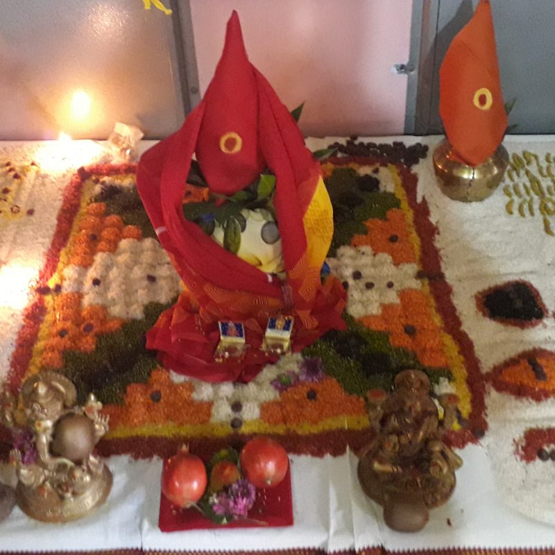 Laxmi Puja Basic