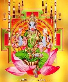 Varahi Devi Sahasranama